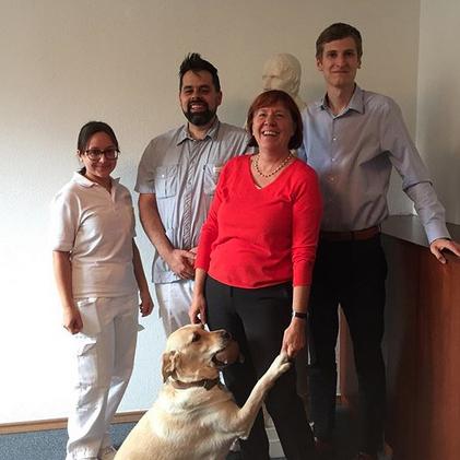 Team Blindenwohlfahrt