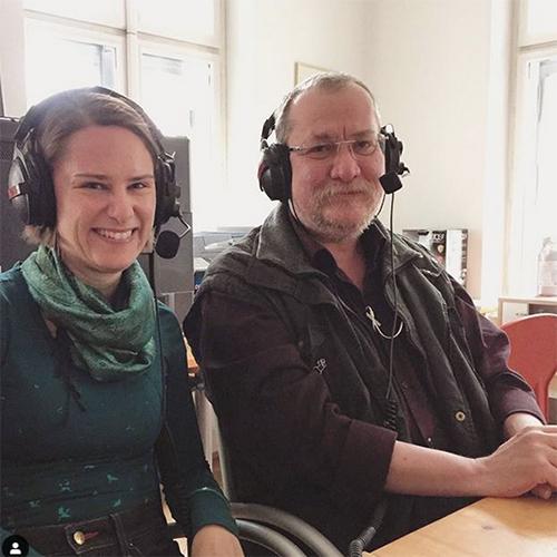 Teresa Bodner und Ferdinand